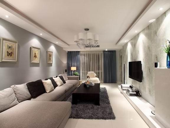 现代感公寓资料下载-现代感十足的公寓