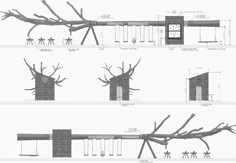 纳波利斯的筷子树景观图解-纳波利斯的筷子树景观第16张图片