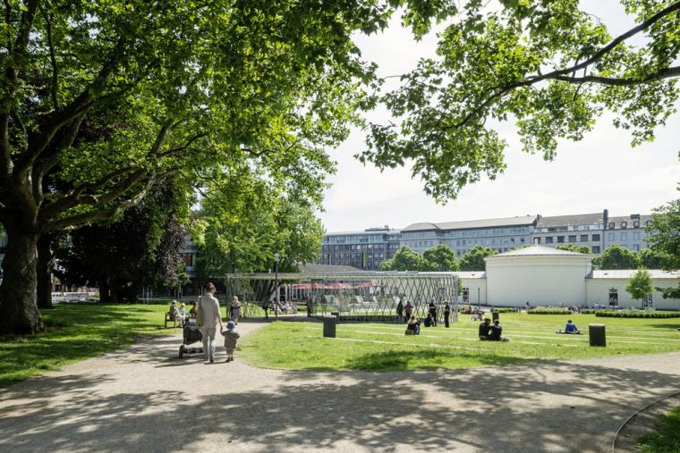 透明考古展馆外部图-透明考古展馆第2张图片