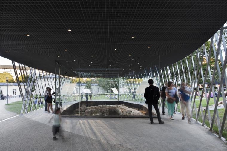 透明考古展馆内部局部图-透明考古展馆第3张图片
