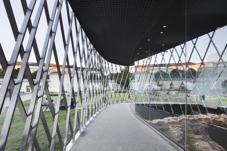 透明考古展馆内部细节图-透明考古展馆第5张图片