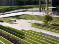 Ben-Gurion大学入口广场