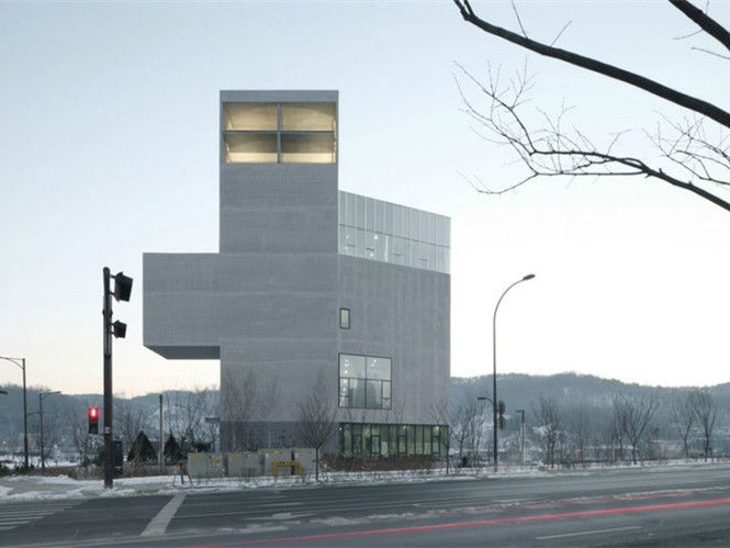 首尔的新教堂
