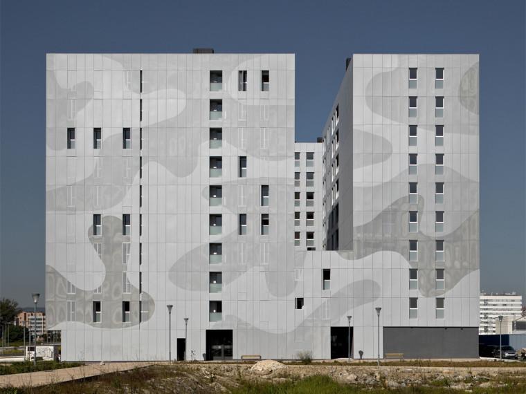 U型住宅方案资料下载-威托利亚加斯泰兹生态居住区