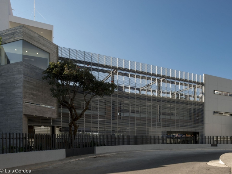 库埃纳瓦卡大学附属建筑