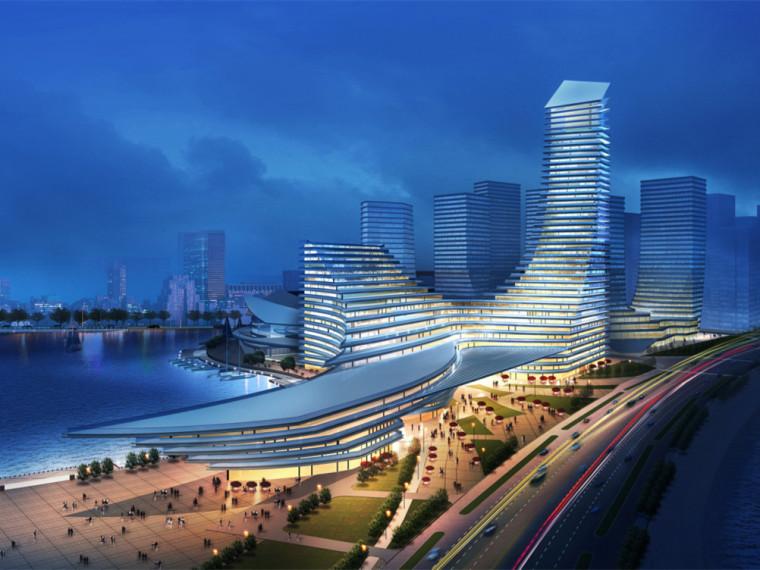 厦门东南国际航运中心第1张图片