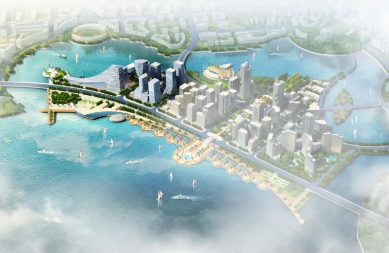 厦门东南国际航运中心规划图-厦门东南国际航运中心第8张图片