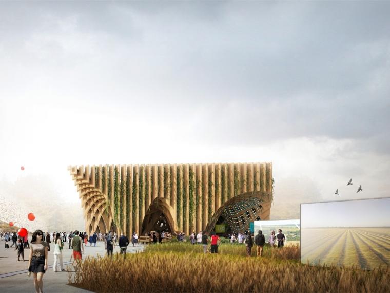 2015年米兰世博会法国馆