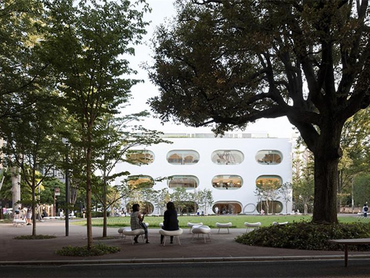 日本武藏野市公共图书馆