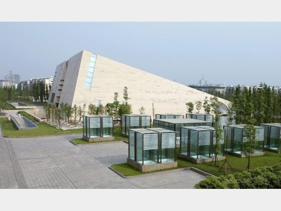 成都金沙遗址博物馆第1张图片