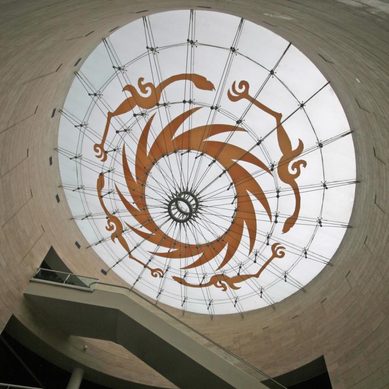 成都金沙遗址博物馆-成都金沙遗址博物馆第8张图片