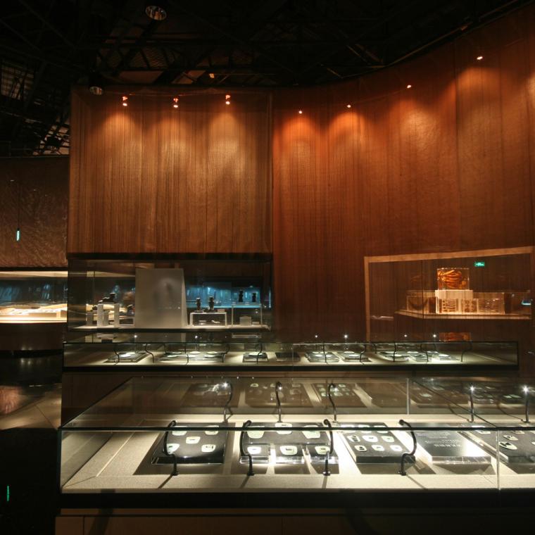 成都金沙遗址博物馆-成都金沙遗址博物馆第12张图片
