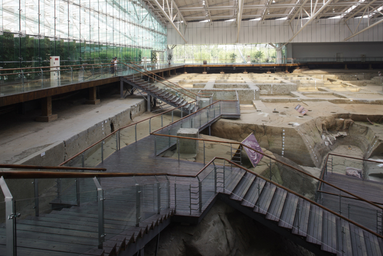 成都金沙遗址博物馆-成都金沙遗址博物馆第13张图片