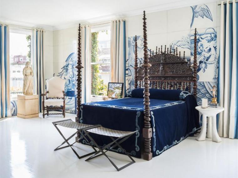 旧金山装饰展览会卧室设计