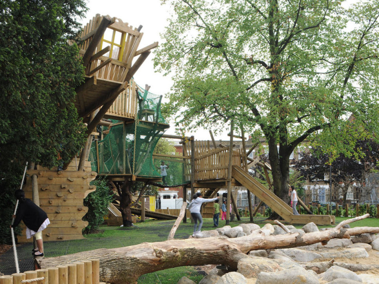 Kilburn山庄儿童公园