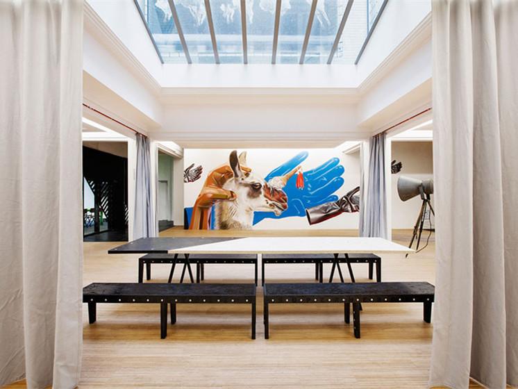 阿姆斯特丹Superheroes办公室第1张图片