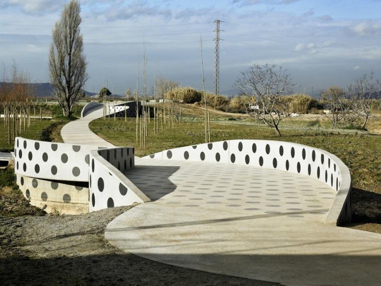 河道环境恢复景观