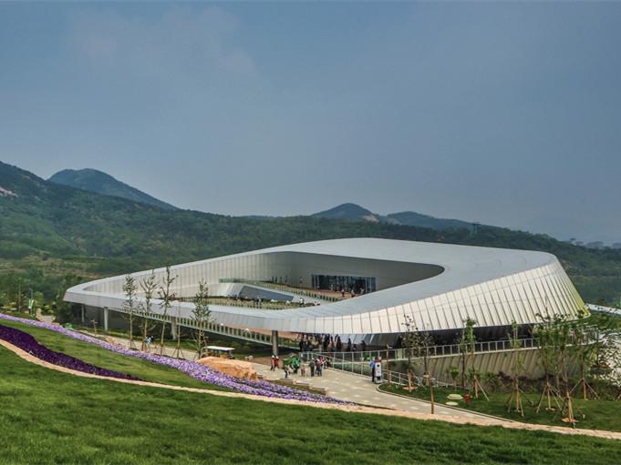 青岛世界园艺博览会展馆
