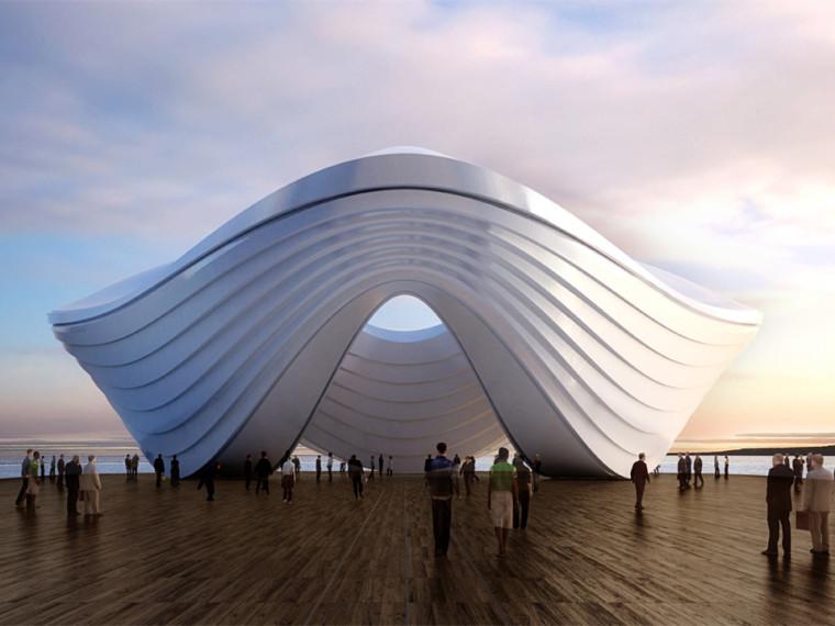 里约热内卢奥运会国际贸易展馆