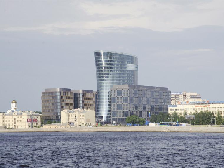 圣彼得斯堡银行行政总部