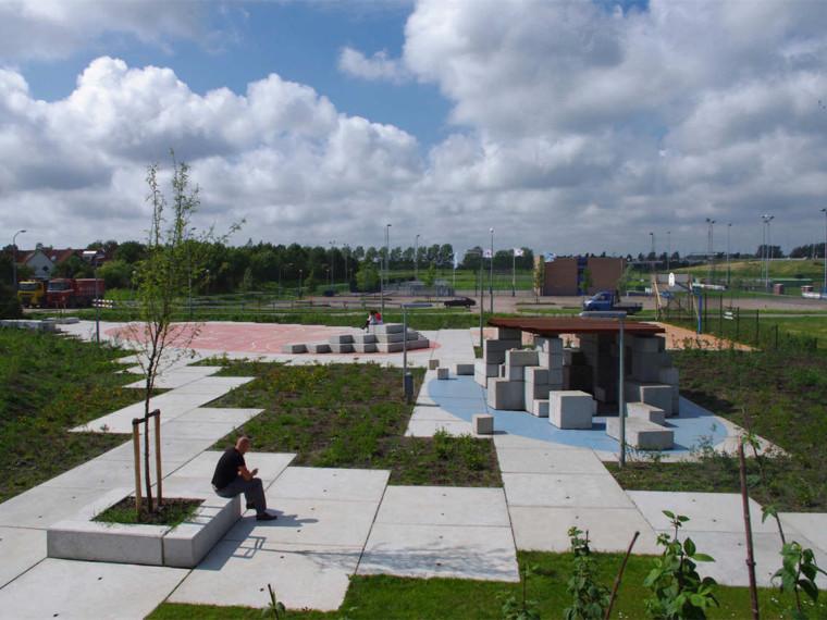 荷兰的活动广场设计