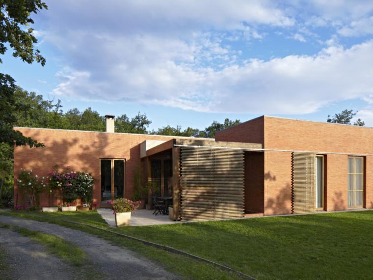 法国阿尔贝雷Guidicelli住宅