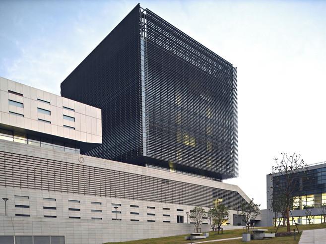 上海银行数据处理中心
