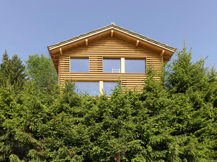 瑞士DEY住宅外观图-瑞士DEY住宅第2张图片