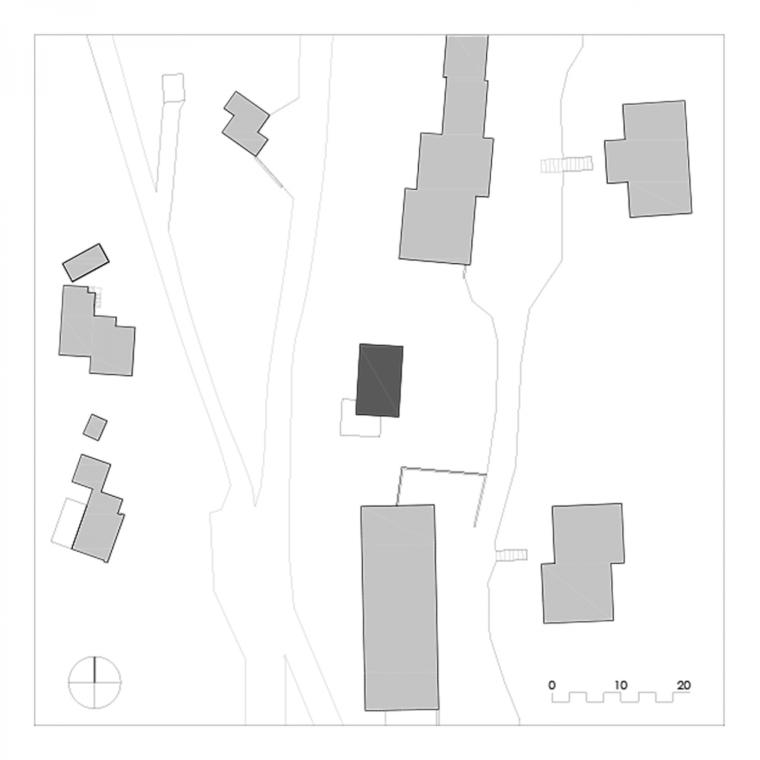 瑞士DEY住宅图解-瑞士DEY住宅第10张图片