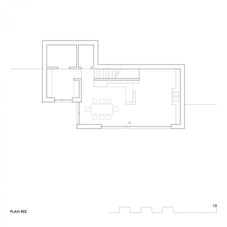 瑞士DEY住宅图解-瑞士DEY住宅第11张图片