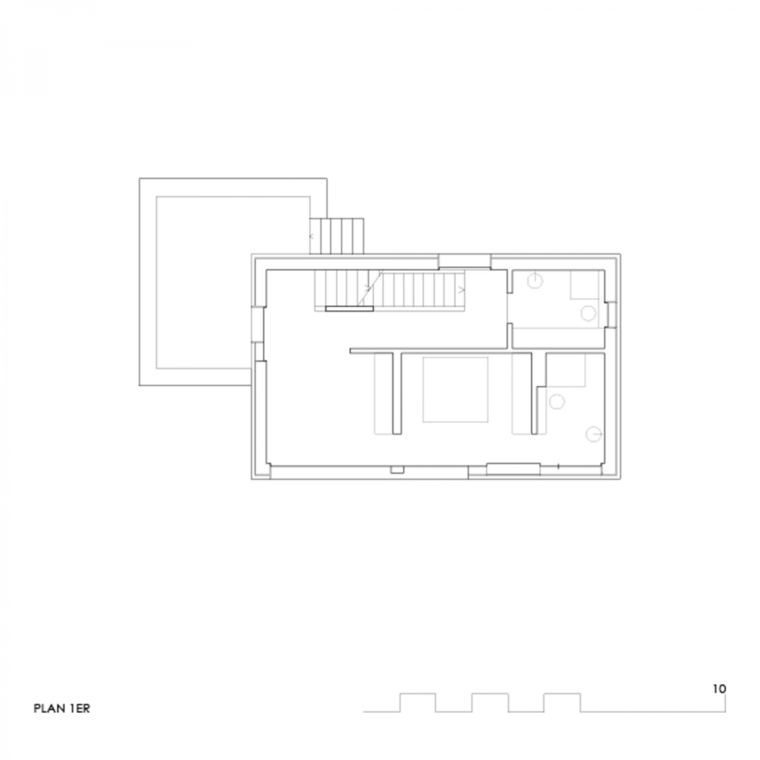瑞士DEY住宅图解-瑞士DEY住宅第12张图片
