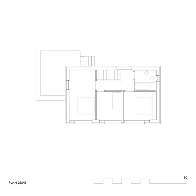 瑞士DEY住宅图解-瑞士DEY住宅第13张图片