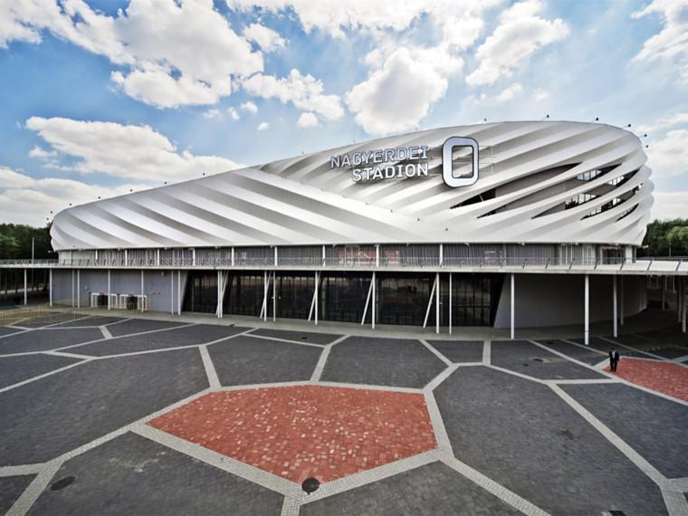 匈牙利纳耶都足球体育场