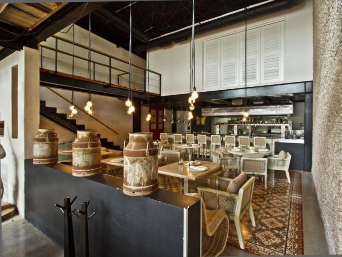 墨西哥梅里达Nectar餐厅