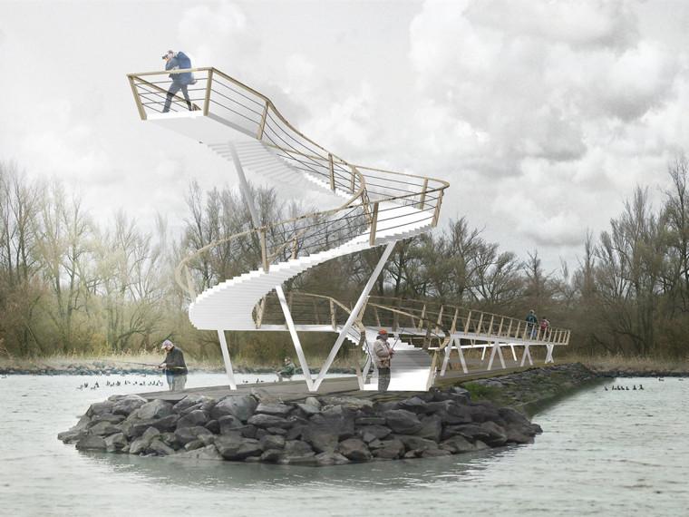 荷兰河口区域规划