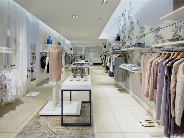 德国维尔茨堡Eliane时装店