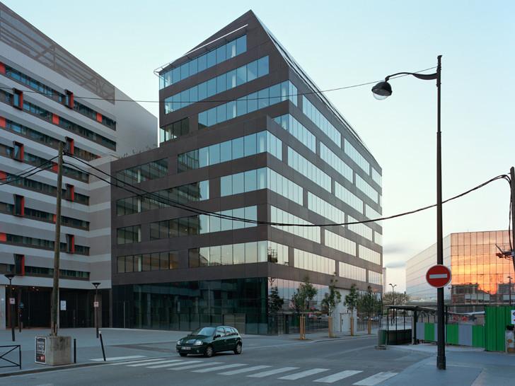 巴黎M5B3办公楼