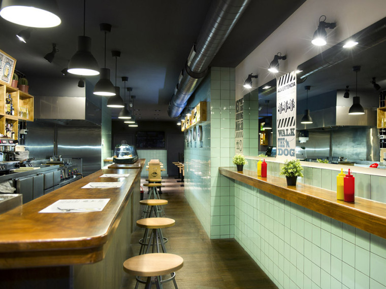 法兰克福站餐厅