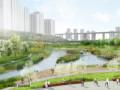 重庆两江新区双溪河生态治理景观