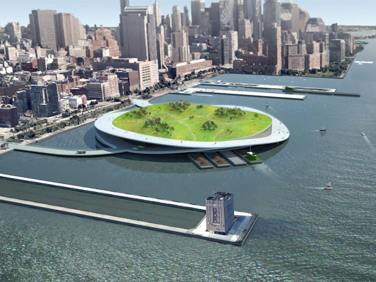 纽约绿色循环网络项目