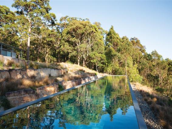 澳大利亚森林边缘公园