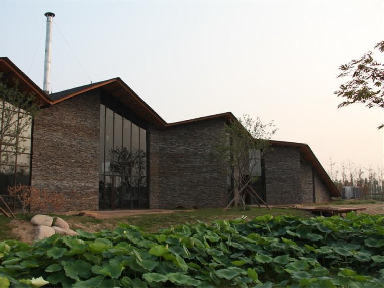 济南蓝石溪地农园会所