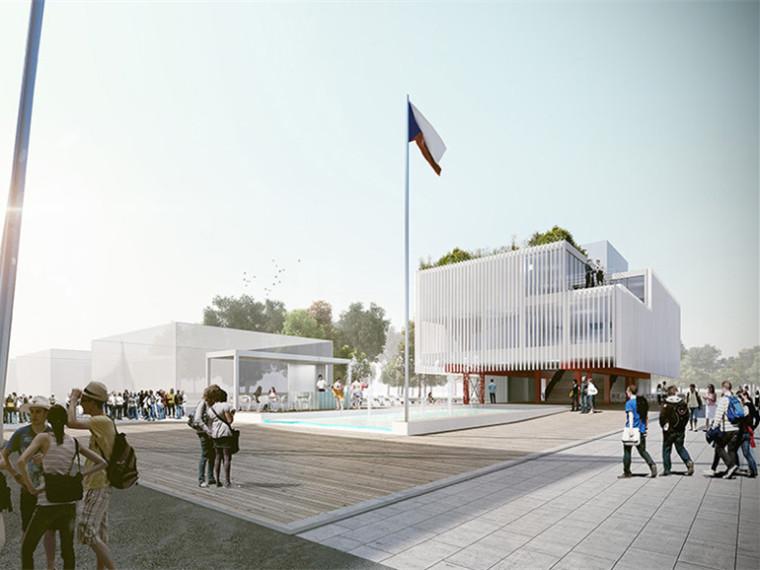 2015年米兰世博会捷克共和国馆