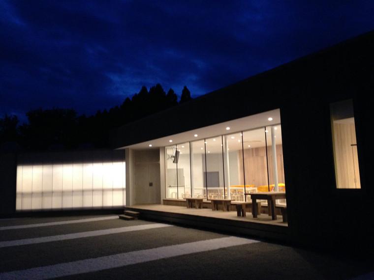 日本Orandajima屋社区中心