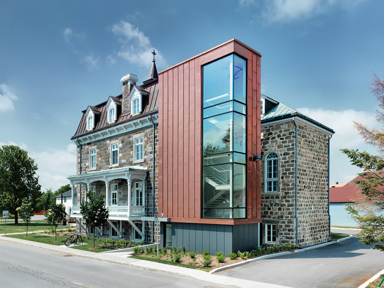 加拿大圣罗德Achigan市政大厅