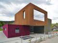 瑞士weiach多彩积木状幼儿园