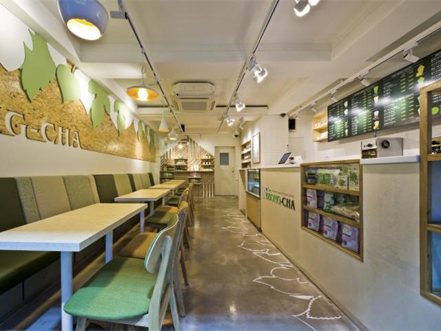 韩国首尔BBong-Cha咖啡馆