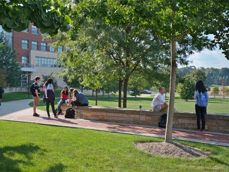 美国宾夕法尼亚州立大学总体规划