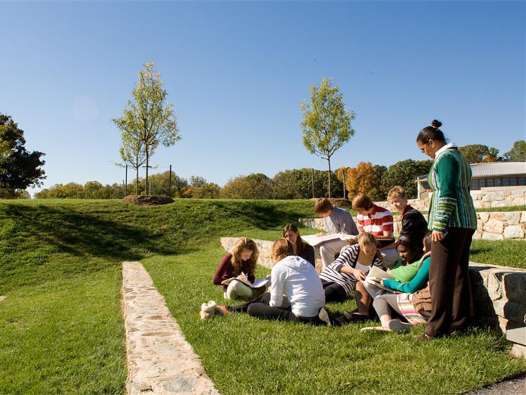 美国Potomac校园设计规划