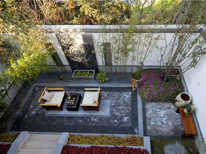 北京泰禾院子景观